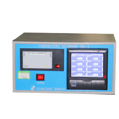 IEC 60335-1 Temperature Recorder For Temperature Rising Test 8 Channels,0 – 400Ω,0– 10000Hz