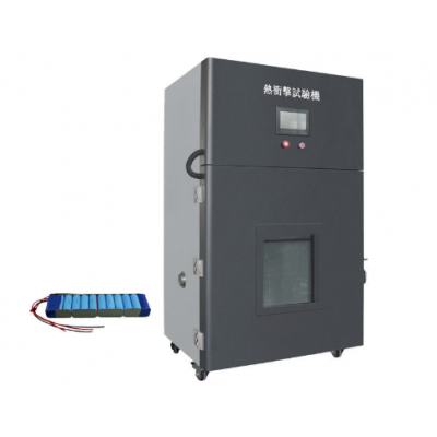 220V 60HZ Battery Testing Equipment / Thermal Shock Thermal Abuse Test Chamber With PID Micro Computer Control