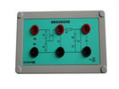 Touch Current Measuring Circuit Figure 5 Network Of IEC 60990 For Leakage testing box