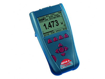 IEC60065-1 Versatile Laser Power Energy Meter Sensitivity Measuring The Wavelength , Aperture And Power Of Light