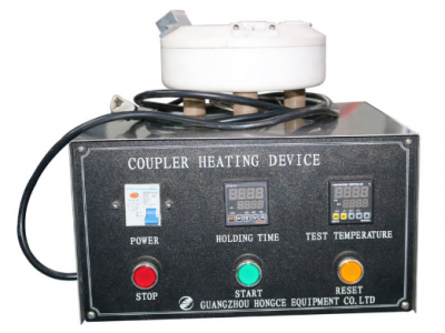 Portable Electrical Socket Tester Resistance Heating Appliance Couplers For Hot Conditions