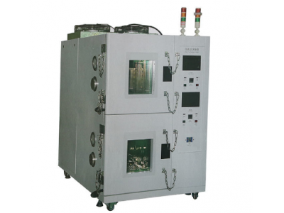 IEC60068-2 Battery Testing Equipment , PCL Control Double - Layered High Low Temperature Chamber