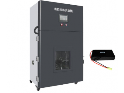 3KW Battery Testing Equipment , 1000A Temperature Controlled External Short Circuit Tester