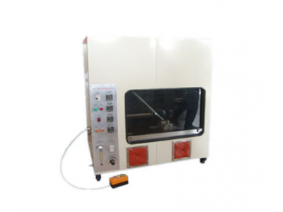 ISO8124 / ISO6941 50W Toy Flammability Testing Equipment 220V/AC 50Hz 0.5A