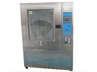 IEC60529 Fig 2 Ingress Protection Test Equipment / IP5 IP6 Sand and Dust Environmental Test Chamber