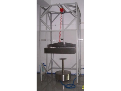 Movable Vertical Drop Rain Testing Machine For IPX1 IPX2 Waterproof Test IEC60529