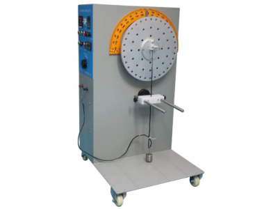Polyvinyl Chloride Insulated Cable Testing Equipment IEC 60227-2 Cord Bending Tester