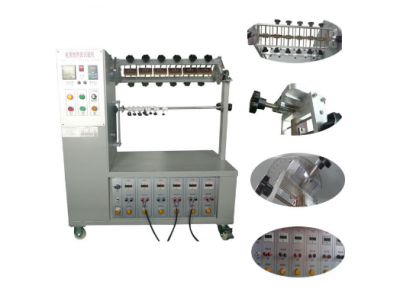 60Hz Plug Cord Cable Testing Equipment Flexing Rate 10~60 Times / Min