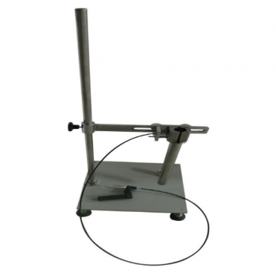 2J Vertical Hammer Tester 0~1000 mm Manual Release Impact Test Device