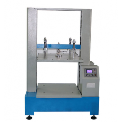 Carton Compression Test Impact Testing Machine of compressive strength package deformation