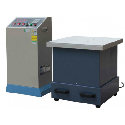 Vertical Electromagnetic Vibration Table With Frequency Accuracy 0.01Hz