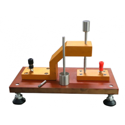 IEC60065 Figure 6 Plug Socket Tester Dielectric Tensile Strength Testing Machine With Metal Bar