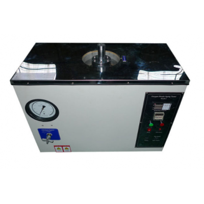 IEC60811-1-2 Cable Rubber Insulation Materials 4000cm3 Air Bomb Oxygen Aging Tester
